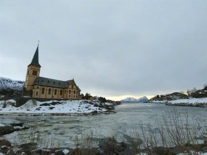 Catedral de Lofoten