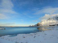 Playa en Lofoten