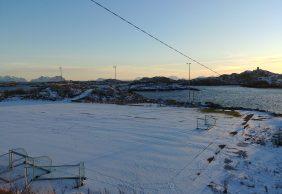 Campo de fútbol de Hennigsvær