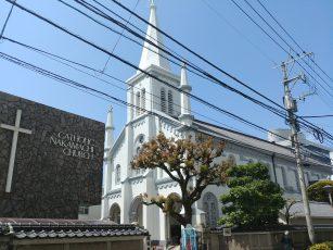 Iglesia en Nagasaki