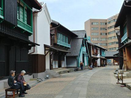 Dejima, Nagasaki