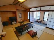 Ryokan en Unzen, Kyushu
