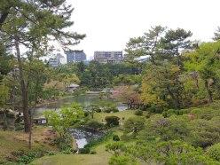 Jardín Shukkeien, Hiroshima