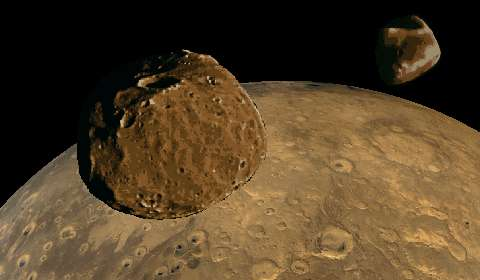 Image result for the moons of mars