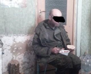 В зоні АТО військові затримали громадянина РФ, котрий воював на стороні бойовиків