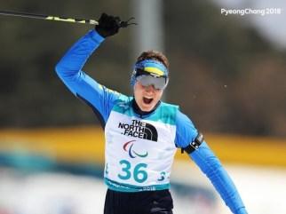 Україна піднялася на друге місце у медальному заліку Паралімпіади-2018