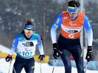 Українка Шишкова виборола четверту медаль на зимовій Паралімпіаді