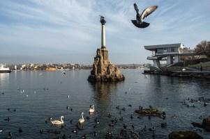 Окупований Крим знову залишився без світла