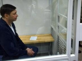 Завтра у Херсоні суд вирішить, чи продовжувати арешт Вишинському