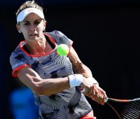 Теннисистка Цуренко прекратила выступления на турнире в Индиан-Уэллс