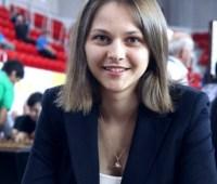 Женская сборная Украины сыграла с РФ на командном ЧМ по шахматам
