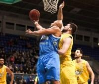 """БК """"Киев-Баскет"""" победил на старте плей-офф Суперлиги"""