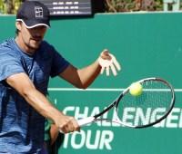 Украинский теннисист во второй раз подряд победил в парном турнире в Италии
