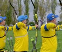 Украинцы завоевали несколько медалей на Гран-При Европы по стрельбе из лука