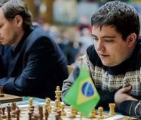 Украинский гроссмейстер стал призером турнира в Будапеште