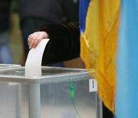 На выборах президента Украины в Париже проголосовало только 32% избирателей