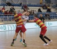 Украинский гандбольный клуб стал вице-чемпионом Балтийской лиги