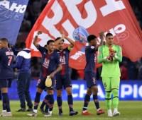 ПСЖ досрочно стал чемпионом Франции по футболу