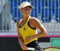Теннисистка Костюк вышла в парный финал и полуфинал одиночных соревнований в Швейцарии