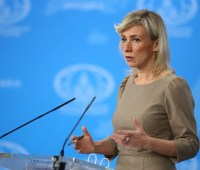 МИД РФ прокомментировал отставку министра обороны Британии: не верили, что он может быть министром