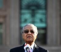 Премьер Малайзии Израиль - варварская, пренебрежительное и террористическое государство