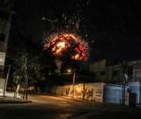 Турция обвинила армию Израиля в атаке здания, где находилась редакция агентства Anadolu