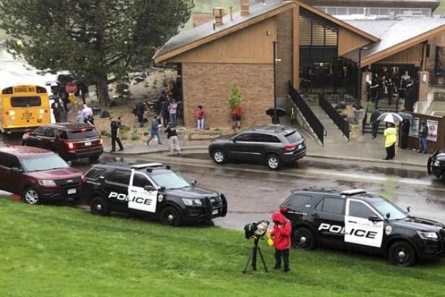 Стрельба в денверской школе: погиб один из учеников
