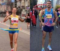 Стали известны имена лучших легкоатлетов месяца в Украине