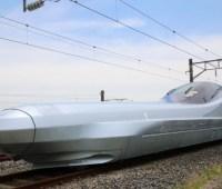 Япония провела полевые испытания нового скоростного поезда
