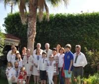 Вышиванки под пальмами: в Марокко присоединились к международному празднованию