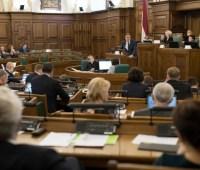 В Латвии начались выборы президента