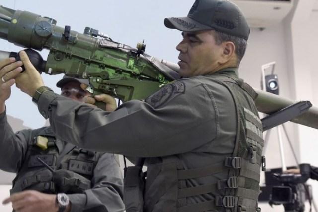 """Военные Венесуэлы обучают колумбийских повстанцев пользоваться российскими ПЗРК """"Игла-С"""" - Bloomberg"""
