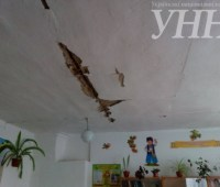 В Украине более полусотни школ находятся в аварийном состоянии