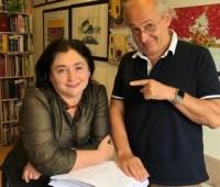 """Матиос завтра во Львове представит роман """"Букова Земля"""""""