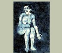 Ученые нашли под слоем краски картины Пикассо обнаженную женщину