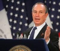 Бывший мэр Нью-Йорка Майкл Блумберг официально вступил в предвыборную гонку