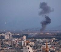 Из сектора Газа выпустили по Израилю 50 ракет