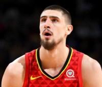 Центровой сборной Украины провел самый результативный поединок в сезоне НБА