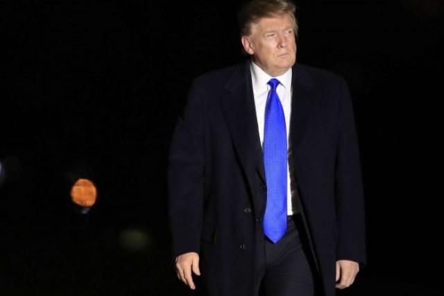 AP: Дипломат США слышала разговор Трампа с постпредом при ЕС о деле Байдена