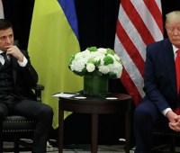 WSJ: дипломат США сообщал окружению Трампа о намерениях Зеленского по делу Байдена