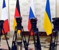 """Вопрос транзита газа на """"нормандском формате"""" обсуждаться не будет - Витренко"""