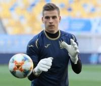 Украинский голкипер выбыл из борьбы за награду Golden Boy