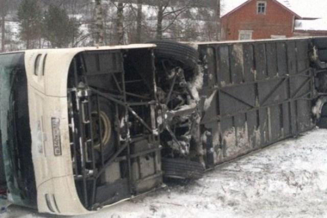 В ДТП с украинцами в России 8 граждан получили травмы, один - в тяжелом состоянии