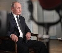 Путин о транзите газа: украинская сторона пока предлагает России неприемлемые условия