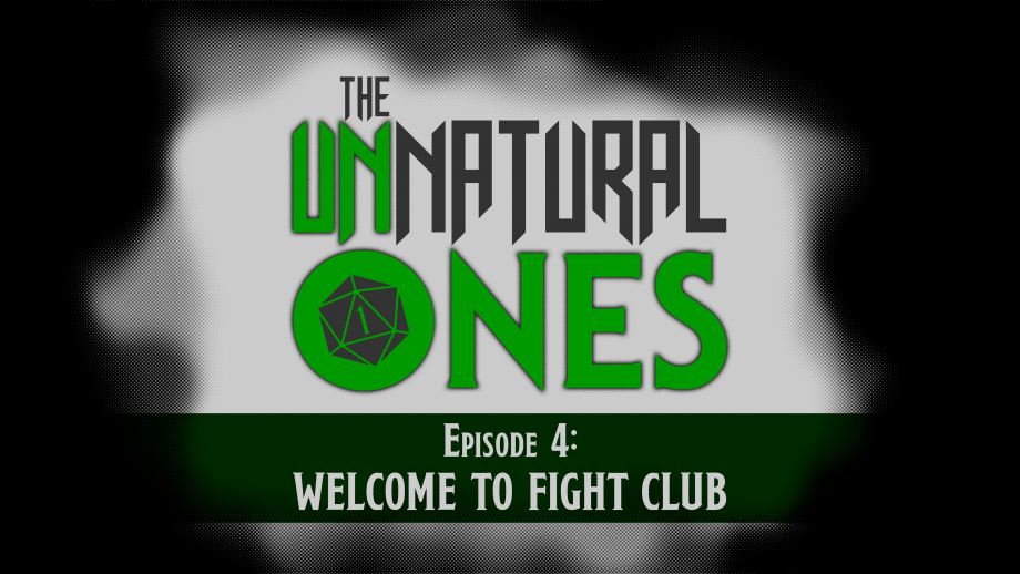 Episode 4: Welcome to Fight Club – Part 3