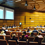 UNODC Briefs Member States on Global Policy Developments Related to Human Trafficking and Migrant Smuggling. Image: UNODC