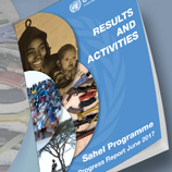 Making the Sahel a priority: a UNODC comprehensive response to fight transnational crime and terrorism. Image: UNODC