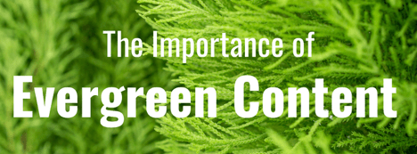 Guest Post: The Importance of Evergreen Content - Uno Deuce Multimedia