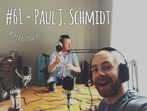 Paul J Schmidt of UnoDeuce Multimedia is a guest on the Mike Bass Podcast
