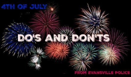 Fireworks Do's and Don'ts